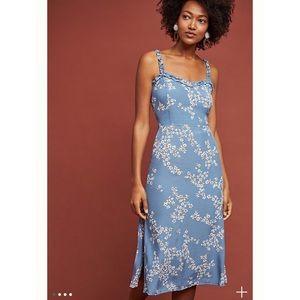 Anthropologie Faithfull Estelle Dress